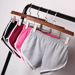 Women's Summer Shorts Casual wear Shorts Workout Waistband Skinny Short