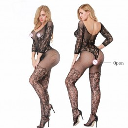 Women Lingerie Plus Size Erotic Underwear Babydoll Fishnet Sleepwear