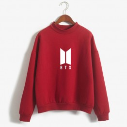 Womens Hoodies Letter Printed Sweatshirt Pullover Cotton